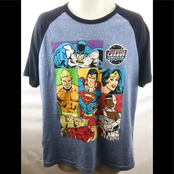 b13481e45 DC Comics Shirts | Originals Mens Lg 4244 Graphic Shirt | Poshmark